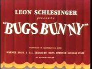צפו בסרטון מצויר בחינם Bugs Bunny - Any Bonds Today?