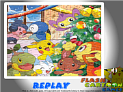 Pokemon Sort My Jigsaw game