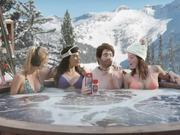 Watch free video Old Spice Commercial: Hot Tub