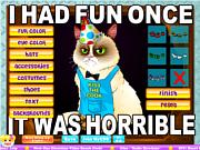Juega al juego gratis Grumpy Cat