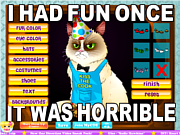 Grumpy Cat لعبة
