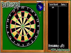 Bull's Eye game