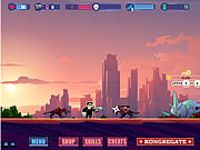 Juega al juego gratis Central Alien Agency