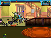Juega al juego gratis Oggy the Racing