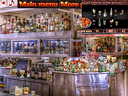 Juego Cozy Cafe Hidden Object