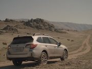 Watch free video Subaru Campaign: Bison
