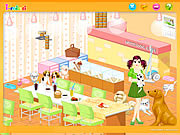 Dog Room Decoration game