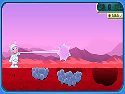 Backyardigans Mission to Mars game