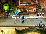Ben 10 Ultimate Crisis game