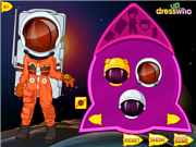 Astronaut Girl game
