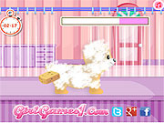 Cute Pets Caring game