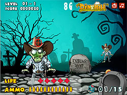 Super Zombies Hunter game