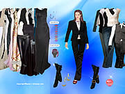 Angelina Jolie Dress up