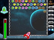 Alien Bubbles Shooter game