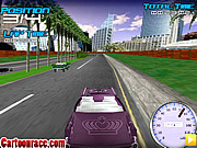 Classic Car Races game
