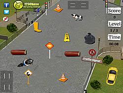 City Bike Parking game