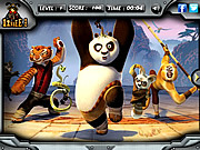 Kung Fu Panda 2 - Hidden Objects game