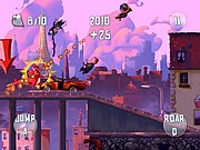 Demolition Dash لعبة