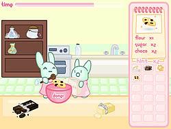 Bunnies Kingdom Cooking game