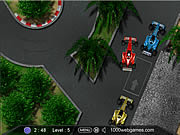 F1 Parking game