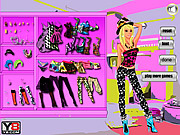 World Of Fashion Dress Up game