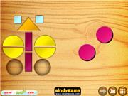 Sindy Tangrams game