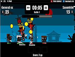 Monster Legions game