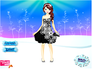 Snowflake Ball Makeover game