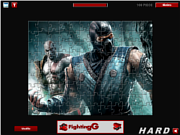 Kombat Hero Puzzle game