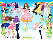 Air Fairy Dress up