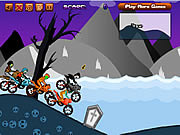 Zombie Motocross game