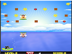 Hungry Honey Bee game