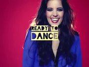 Mira dibujos animados gratis Dancing Girl Fashion HD Stock Video