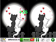 Fireheart. Spot the Difference game