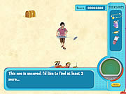 Hannah Montana: Oliver's Treasure Hunt game