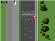 Time Trial Racing game