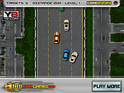 Police Highway Patrol game