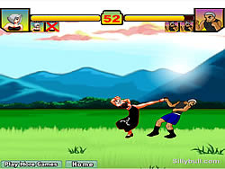 Red Blood Fighter game