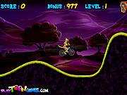Scooby Doo Bmx Challenge game