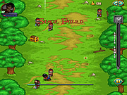 Juega al juego gratis Band Of Heroes - Might and Pillage