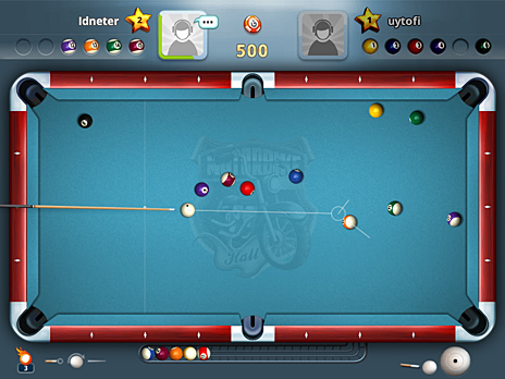 Pool Live Pro game