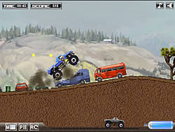 Monster Truck Trip 3 game