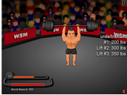 Worlds Strongest Man game