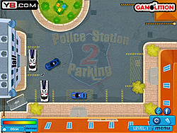 Police Station Parking 2 game