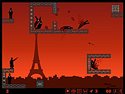 Juega al juego gratis Ricochet Kills 3 Level Pack