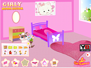 Girly Room لعبة