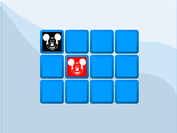 Mickey Mouse Memory game