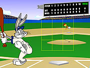 Bugs Bunny Home Run Derby game