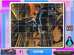 Batman Rotate Puzzle game