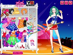 Juega al juego gratis Mia the Popstar